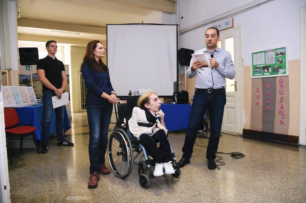 20. obljetnica školovanja učenika sa teškoćama, EŠMM 2017.1-uomd